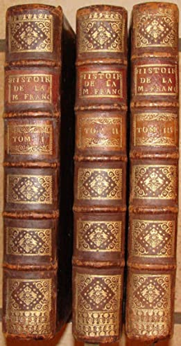 HISTOIRE CRITIQUE DE L'ETABLISSEMENT DE LA MONARCHIE: DUBOS JEAN-BAPTISTE. (1670-1742).