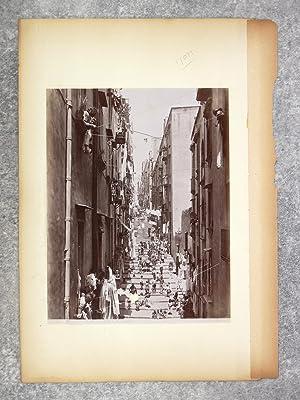 PHOTOGRAPHIES. ITALIE. NAPLES. NAPOLI. SORRENTE. SORRENTO).: BROGI. ESPOSITO.