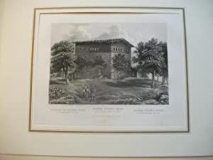in Attinghausen-Ct. Uri.: Walter F�rst's Haus