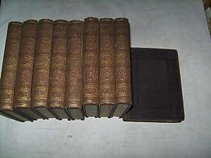 Dramatische Werke. 9 Bände.: Shakspeare