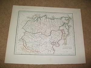 Siberia & Central Asia. Sibirien, Zentralasien.: Asien