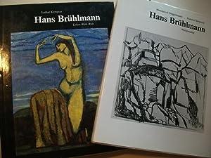 Hans Brühlmann. Leben Werk Welt. - Kempter, Lothar: Werkkatalog.: Diggelmann, Hansjakob u. ...