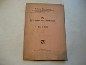 Die Flurnamen von Rinklingen.: Bickel, Otto H.