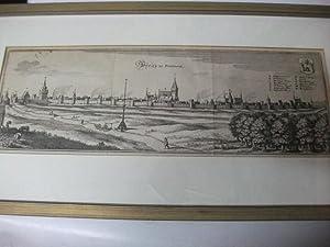 Pyritz / Pyrzyce / Polen Pyritz in Pommern: Merian
