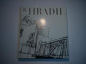 R. Hradil. Aquarelle. Zeichnungen. Druckgraphik.