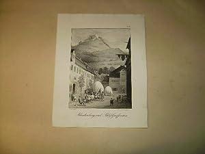 Blankenburg und Schloss Greiffenstein.