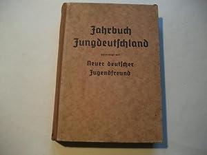 Jahrbuch Jungdeutschland vereinigt mit Neuer deutscher Jugendfreund. Band 91.: Diehl, Edgar u. ...