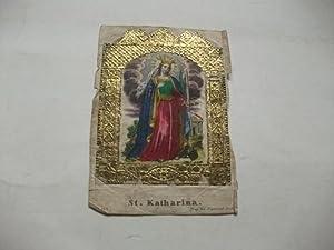St. Katharia.