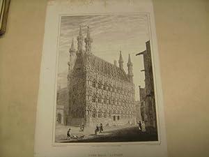 Louvain - Town Hall.