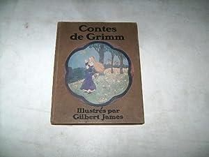 Recueil de contes de Grimm.: Fitzgerald, Kathleen