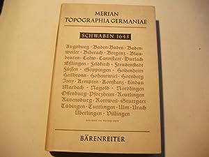 Schwaben 1643.: Merian