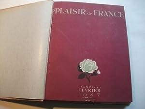 Plaisir de France: Zeitschrift