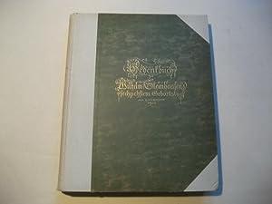 Gedenkbuch zu Wilhelm Steinhausens sechzigstem Geburtstag am 2. Februar 1906.