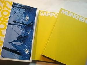 München und Sapporo 72. Das Olympiawerk der Stiftung Deutsche Sporthilfe.: Olmympische Spiele ...