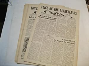 Voice of the Netherlands.
