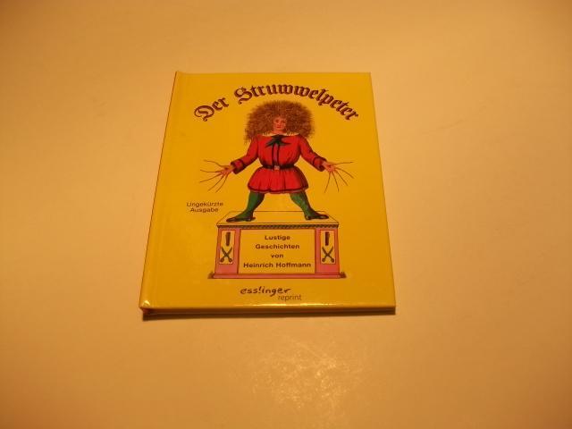Der Struwwelpeter.: Hoffmann, Heinrich