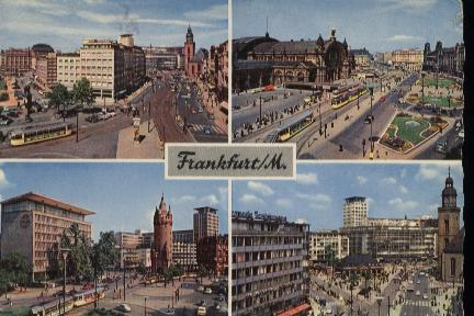 Frankfurt a. M: