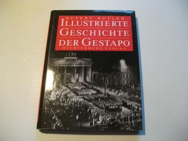 Die Gestapo Von Rupert Butler Zvab