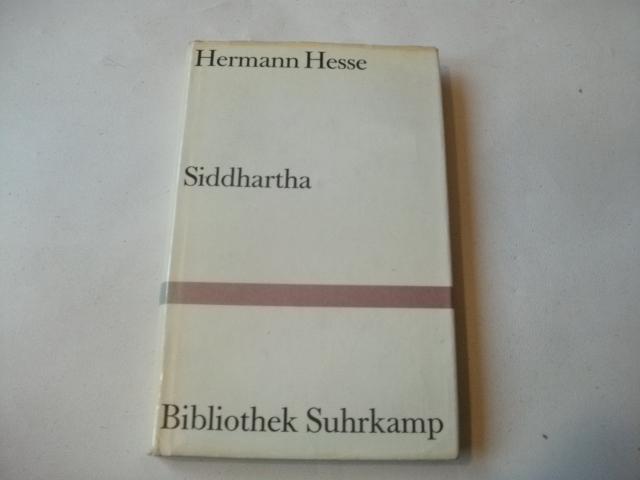 Siddhartha.: Hesse, Hermann