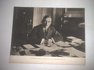 Staatssekretär Erz. von Kühlmann von der deutschen Abordnung.: Pressefoto/ Propagandafoto...