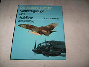 Kampfflugzeuge und Aufklärer. Von 1935 bis heute.: Cescotti, Roderich