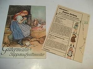 Gütermann's Puppen-Kleidung. Puppenschnittmuster.: Gütermann