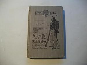 Erlebnisse eines Bernischen Reisläufers in Neapel und Sizilien 1846-1850.: Stein, Johann zum