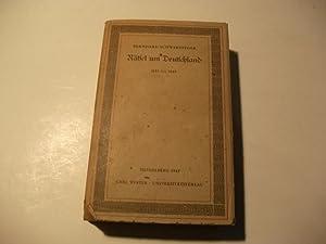 Rätsel um Deutschland. 1933 bis 1945.: Schwertfeger, Bernhard