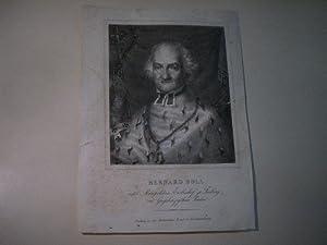 Boll, Bernard. Erster Metropolitan Erzbischof zu Freiburg im Großherzogtum Baden.