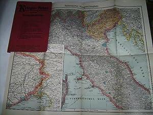 Kriegs-Atlas für sämtliche Kriegsschauplätze.