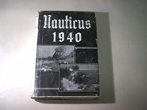 Nauticus. Jahrbuch für Deutschlands Seeinteressen.: Hansen, Gottfried (Hrsg.).
