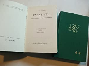 Fanny Hill. Erlebnisse eines Freudenmädchens.: Cleland, John