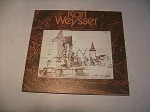 Karl Weysser als badischer Architektur- und Landschaftsmaler.: Lehmann, B. K.M.