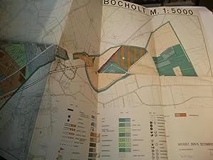 Leitplan (Flächennutzungsplan) der Stadt Bocholt 1:5000.: Bocholt