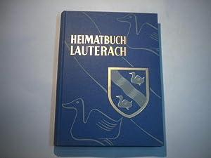 Heimatbuch Lauterach. Zum 1100. Jahrestag der ersten urkundlichen Erwähnung des Ortes.: O.A.