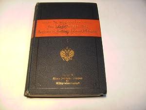 Die Ergebnisse des Russisch - Japanischen Krieges. 1. Teil. IV. Band des detaillierten ...