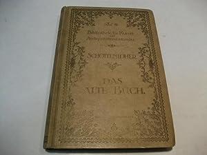 Das alte Buch.: Schottenloher, Karl