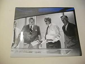 Wernher von Braun. Besuch bei Senator Dr. Franz Burda.Senator: Burda