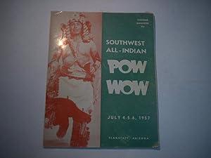 Southwest All-Indian Pow Wow.
