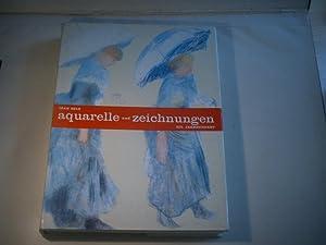 Aquarelle und Zeichnungen. XIX. Jahrhundert: Selz, Jean.