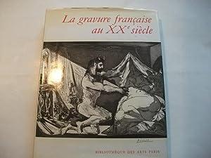 La gravure francaise au XXe siecle.: Passeron, Roger