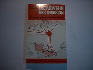 Die Abwehr der Invasion. Die Konzeption des Oberbefehlshabers West 1940-1945.: Wegmüller, Hans
