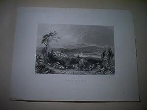 New Hamsphire. View of Meredith.