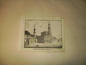 Dresden, Die katholische Kirche in.