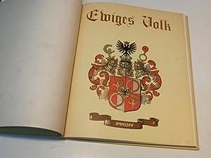 Schriftenreihe des Verbandes deutscher Sippenforscher in den Niederlanden.: Ewiges Volk