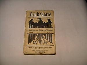 Zwickau-Glauchgau. Reichskarte.