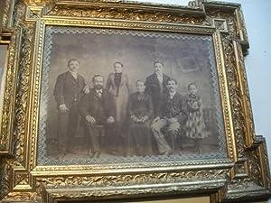 Familie Jakob Gehring, Glaserstraße: Familienbild