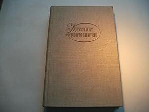 Kunstlicht und Photographie. Eine Abhandlung über künstliche Lichtquellen und ihre ...