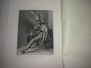 Trompette des Hussards d'Orleans.: Gericault, JeanLouise-André-Théodore