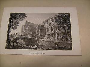 Oude-Kerk Delft.